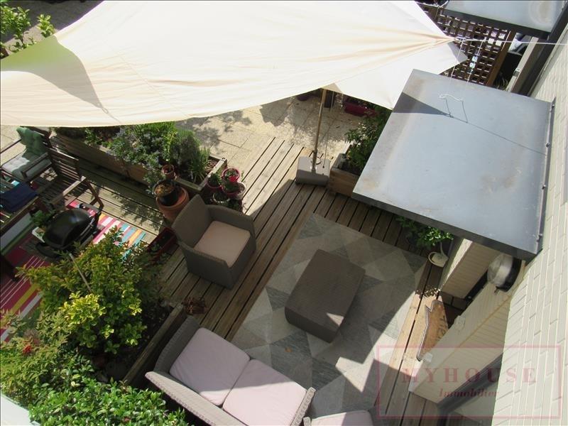 Vente appartement Montrouge 410000€ - Photo 1