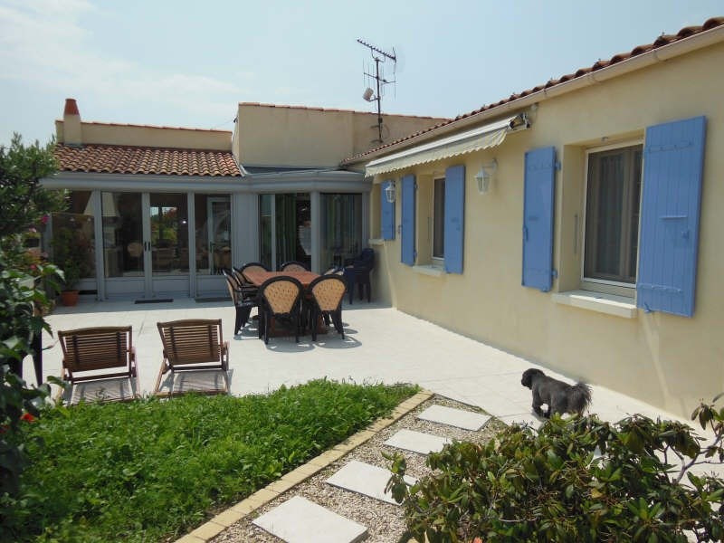 Sale house / villa La rochelle 410000€ - Picture 1