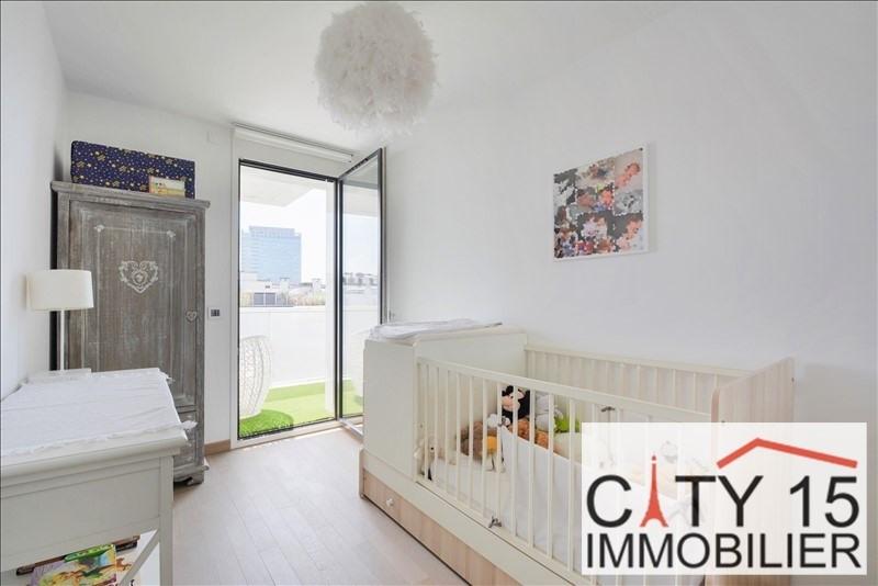 Venta de prestigio  apartamento Paris 15ème 1160000€ - Fotografía 7