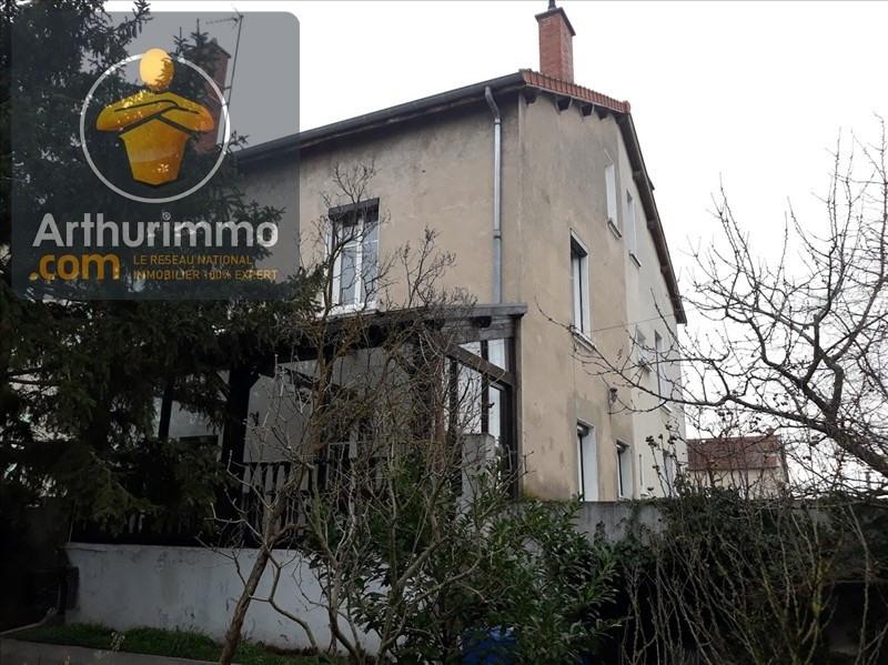 Vente maison / villa Montrond les bains 135000€ - Photo 1