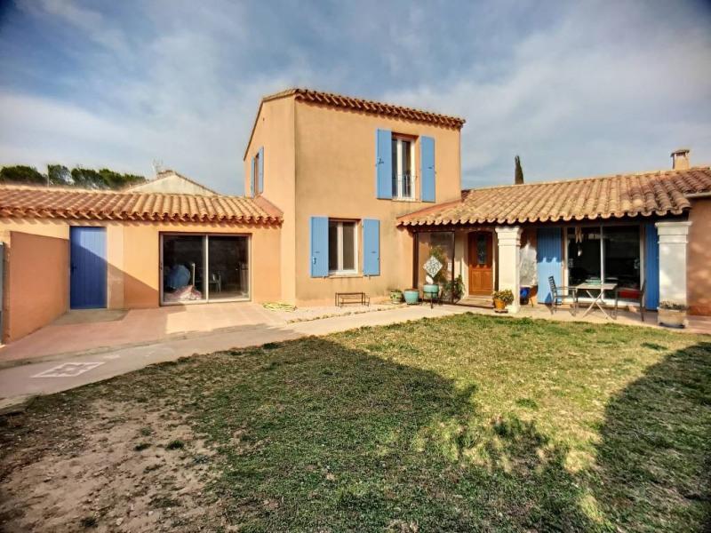 Vente maison / villa Villeneuve-les-avignon 492000€ - Photo 1
