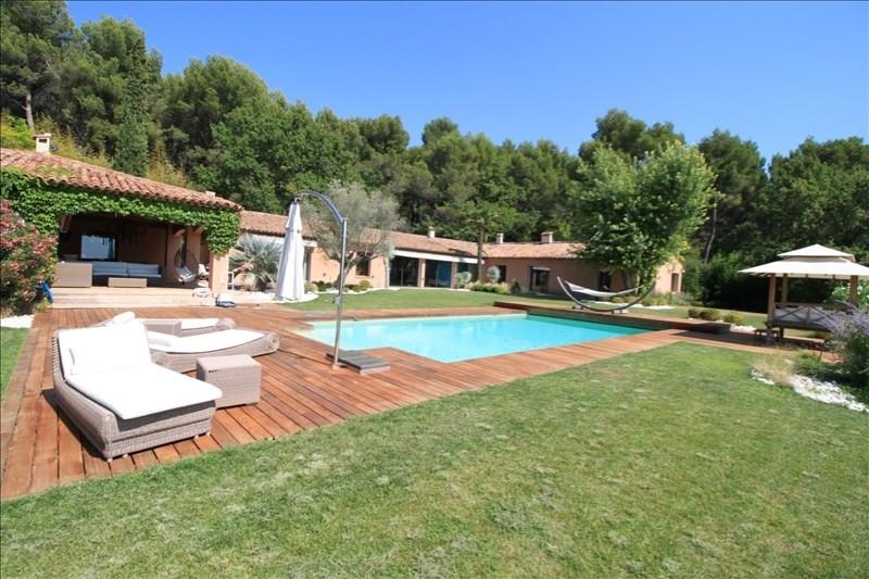 Vente de prestige maison / villa Aix en provence 3200000€ - Photo 4