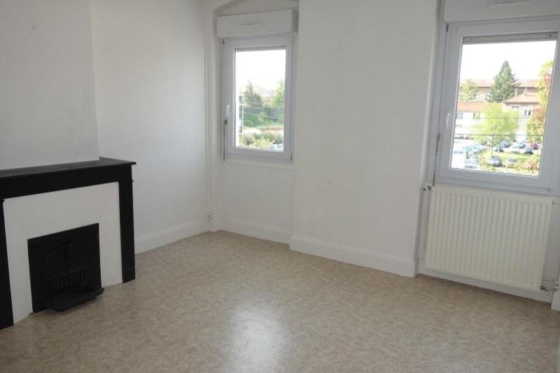 Rental apartment Roanne 440€ CC - Picture 1