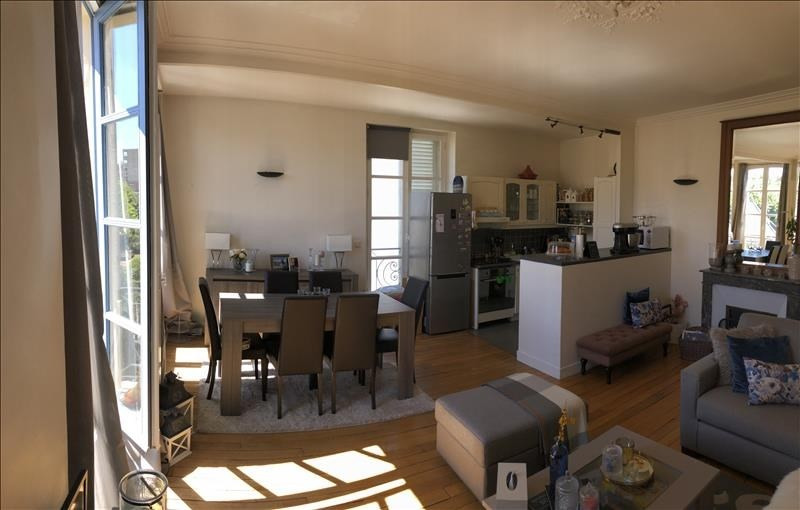 Rental apartment St germain en laye 1 108€ CC - Picture 3