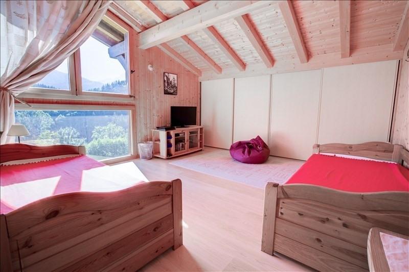 Verkoop van prestige  huis La cote d arbroz 950000€ - Foto 10
