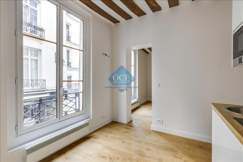 Vente appartement Paris 2ème 420000€ - Photo 2