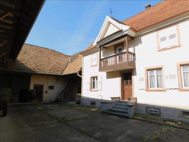 Venta  casa Reitwiller 160000€ - Fotografía 1