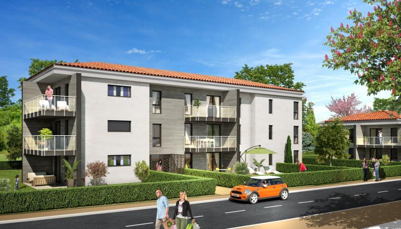 Verkoop nieuw  woningen op tekening Roche-la-molière  - Foto 1