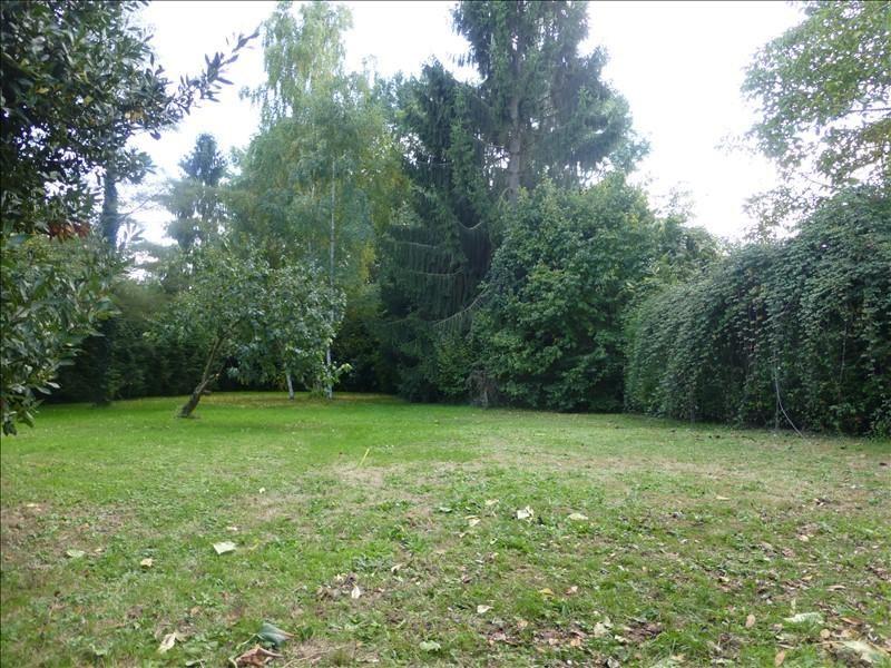 Vendita terreno Villennes sur seine 315000€ - Fotografia 2