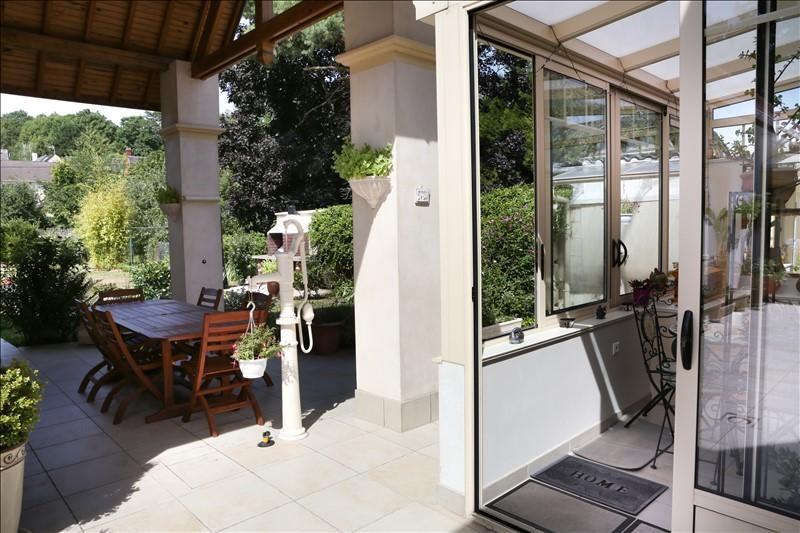 Vente maison / villa Mortefontaine en thelle 379000€ - Photo 10