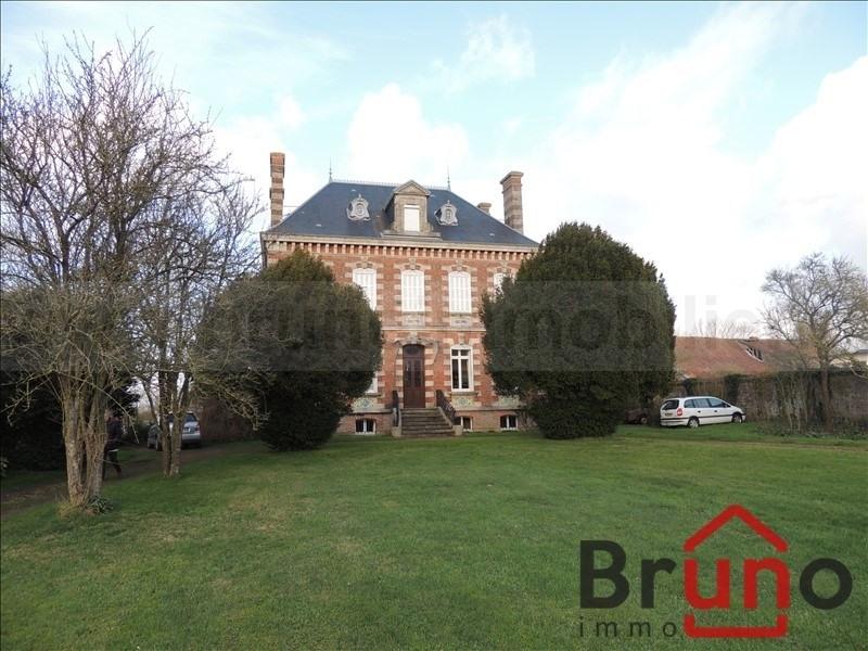 Revenda residencial de prestígio casa Ponthoile 660000€ - Fotografia 1