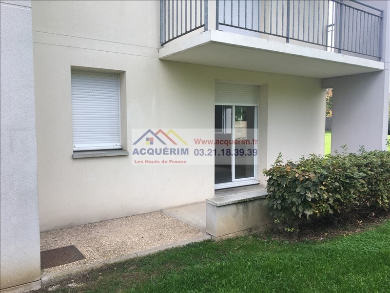 Investment property apartment Harnes 54 490€ - Picture 1