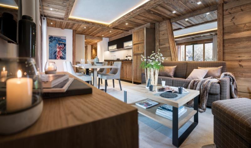 Deluxe sale apartment Chamonix mont blanc 470833€ - Picture 2