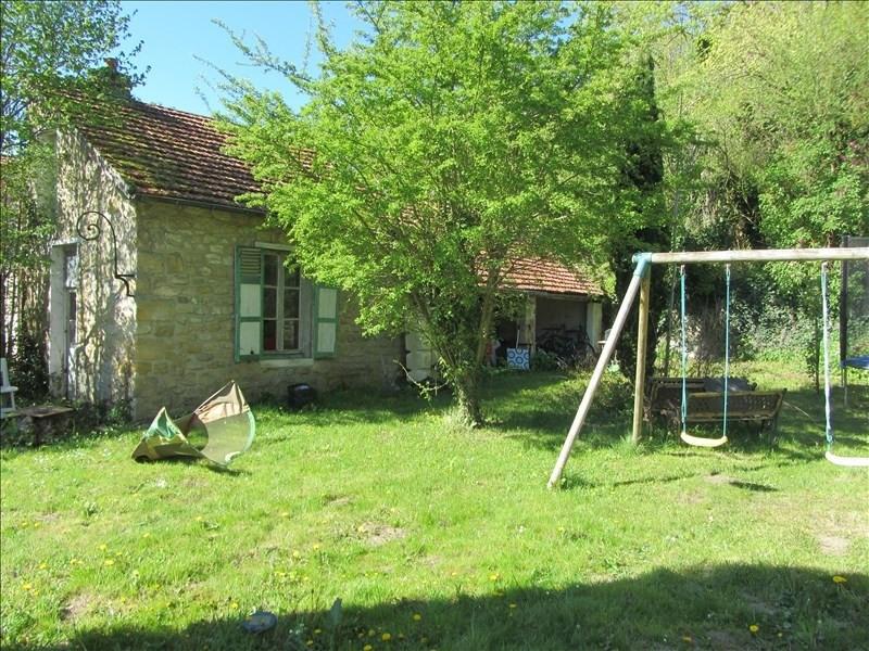 Sale house / villa Boissy l'aillerie 349000€ - Picture 2
