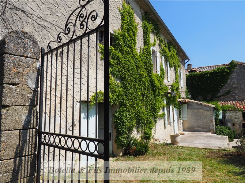 Vente maison / villa Uzes 426 000€ - Photo 2