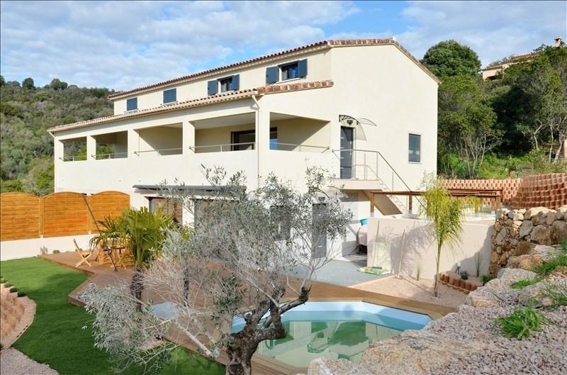 Vente appartement Porticcio 410000€ - Photo 1
