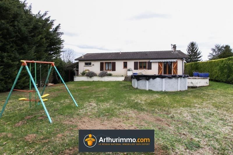 Sale house / villa Morestel 205725€ - Picture 8
