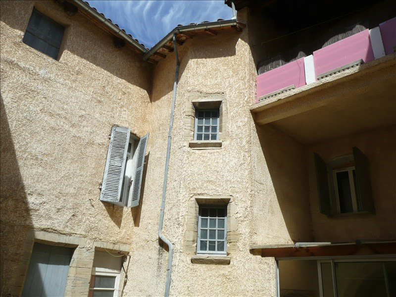 Produit d'investissement immeuble Carpentras 298 000€ - Photo 1