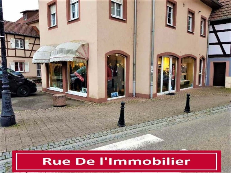 Sale shop Haguenau 195 900€ - Picture 1