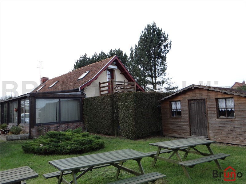 Venta  casa St quentin en tourmont 261500€ - Fotografía 4