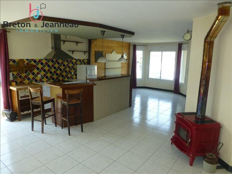 Vente maison / villa Bonchamp les lavals 199660€ - Photo 5