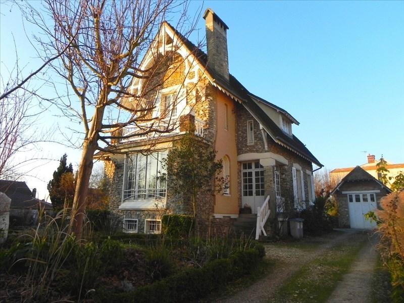 Vente de prestige maison / villa Chanteloup les vignes 570000€ - Photo 1