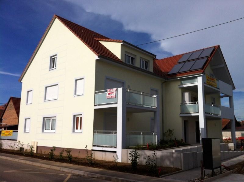 Location appartement Plobsheim 757€ CC - Photo 1