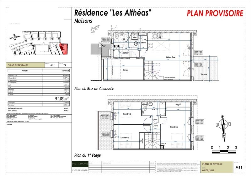 Sale house / villa Boucau 308000€ - Picture 2