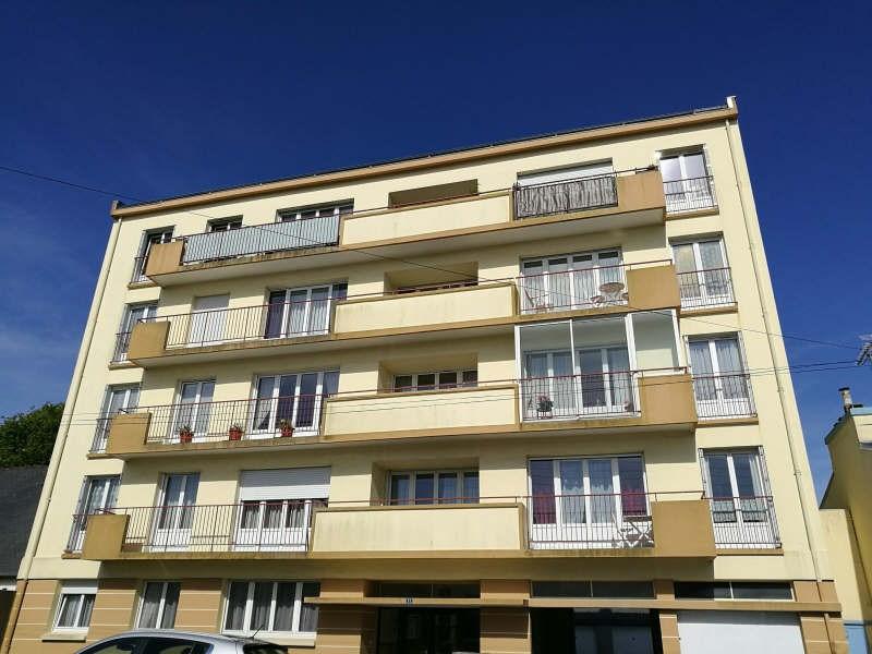 Sale apartment Brest 81200€ - Picture 1