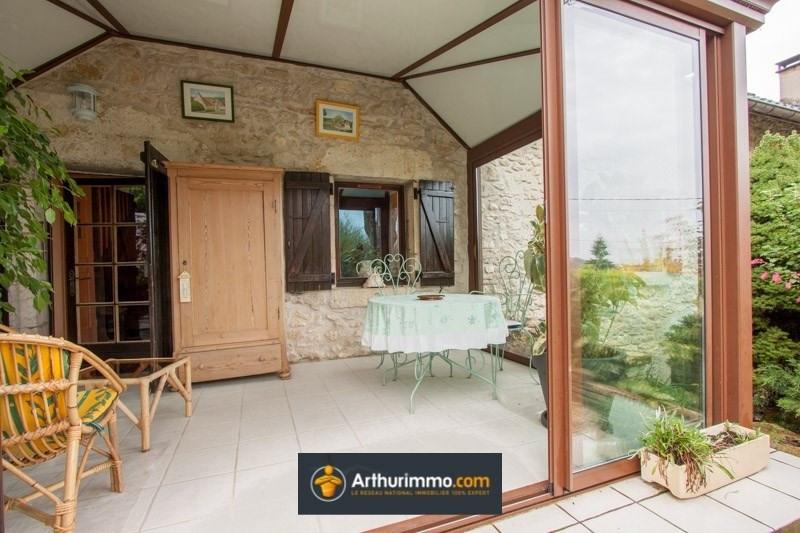 Sale house / villa Morestel 210000€ - Picture 7