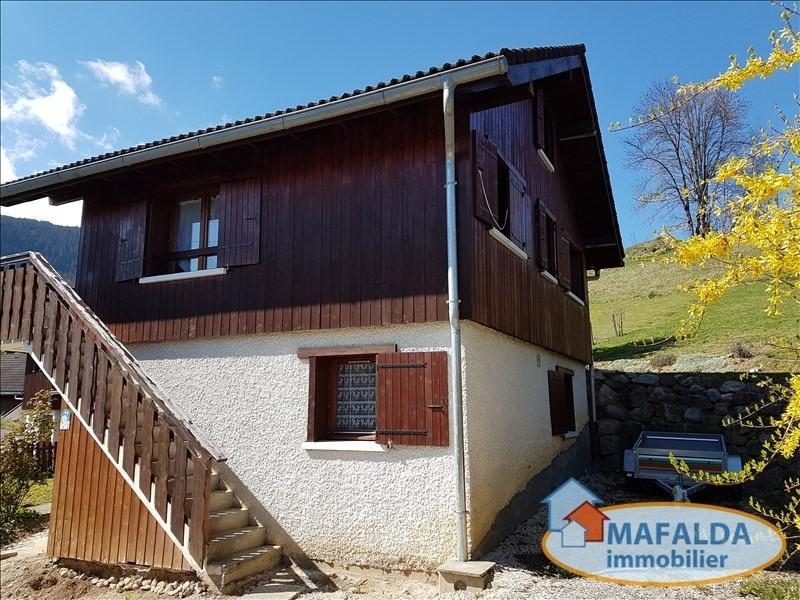 Location maison / villa Mont saxonnex 890€ CC - Photo 2