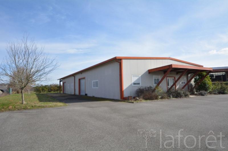 Location local commercial Villemur sur tarn 1600€ CC - Photo 1