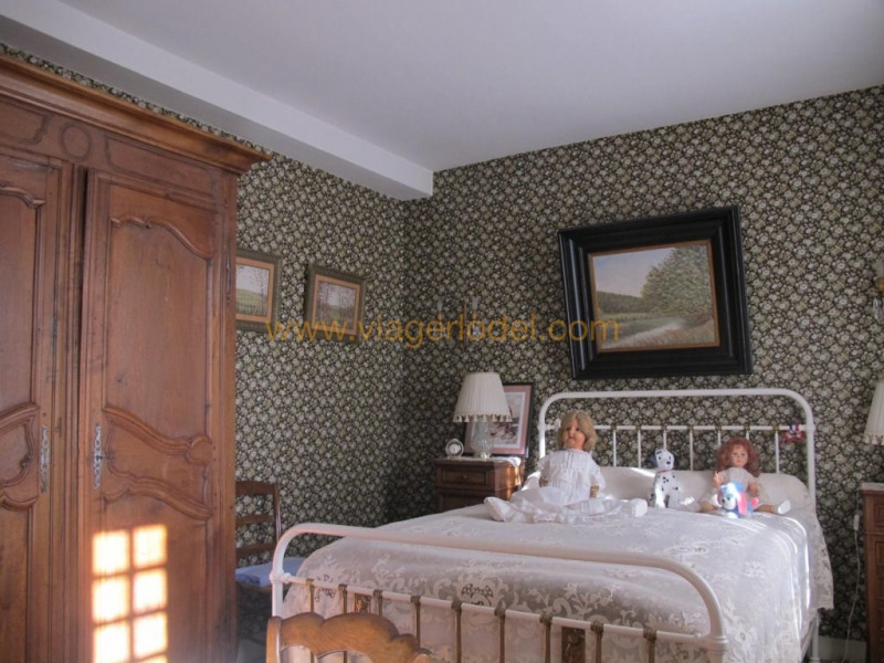 Vendita nell' vitalizio di vita casa Chaptuzat 34800€ - Fotografia 6