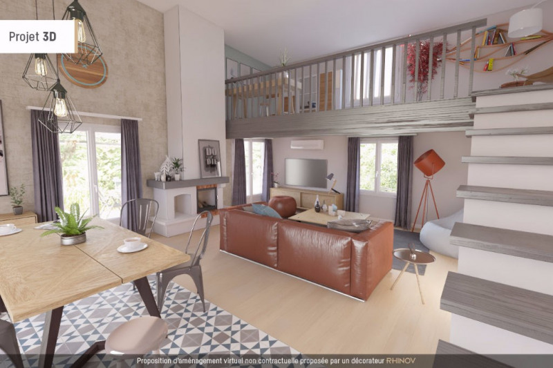 Sale house / villa Cagnes sur mer 395000€ - Picture 1