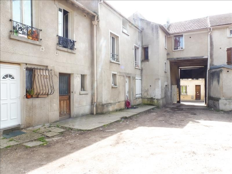 Sale apartment Sarcelles 86 400€ - Picture 1