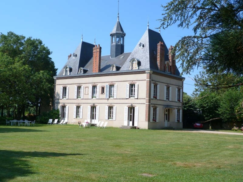 Vente maison / villa Charny oree de puisaye 550000€ - Photo 1