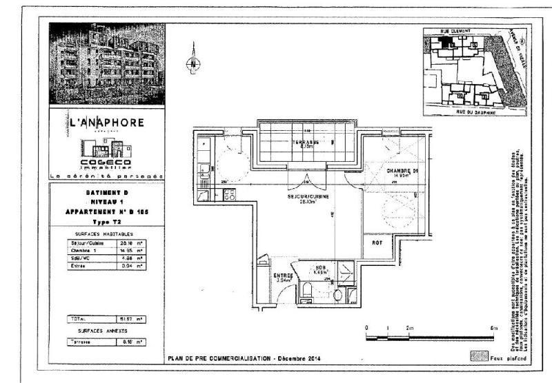Location appartement Grenoble 683€ CC - Photo 2