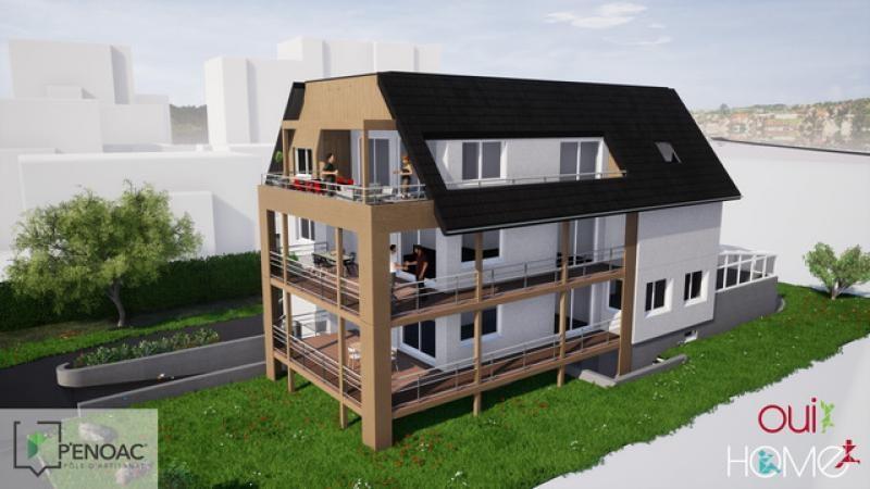 Vente appartement Geispolsheim 374700€ - Photo 3