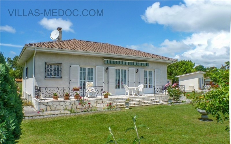Sale house / villa Grayan et l hopital 195 000€ - Picture 1
