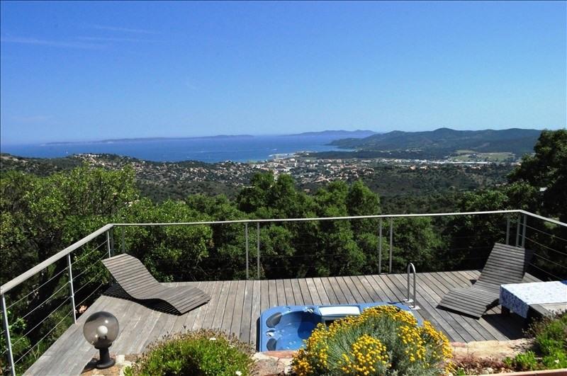 Vente de prestige maison / villa Bormes les mimosas 1145000€ - Photo 5