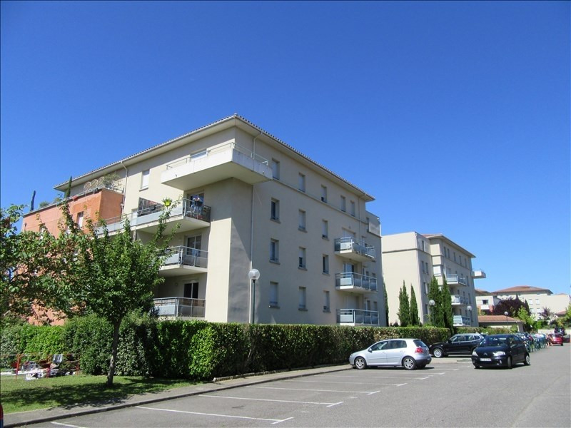Sale apartment Toulouse 165 000€ - Picture 1
