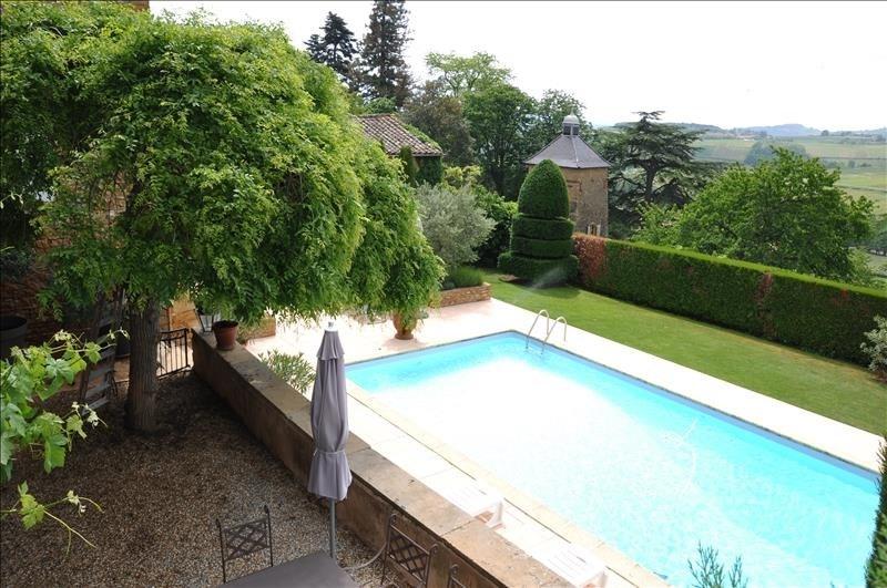 Deluxe sale house / villa Liergues 740000€ - Picture 2