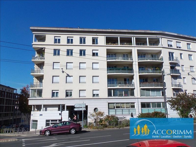 Venta  apartamento Villeurbanne 276000€ - Fotografía 1