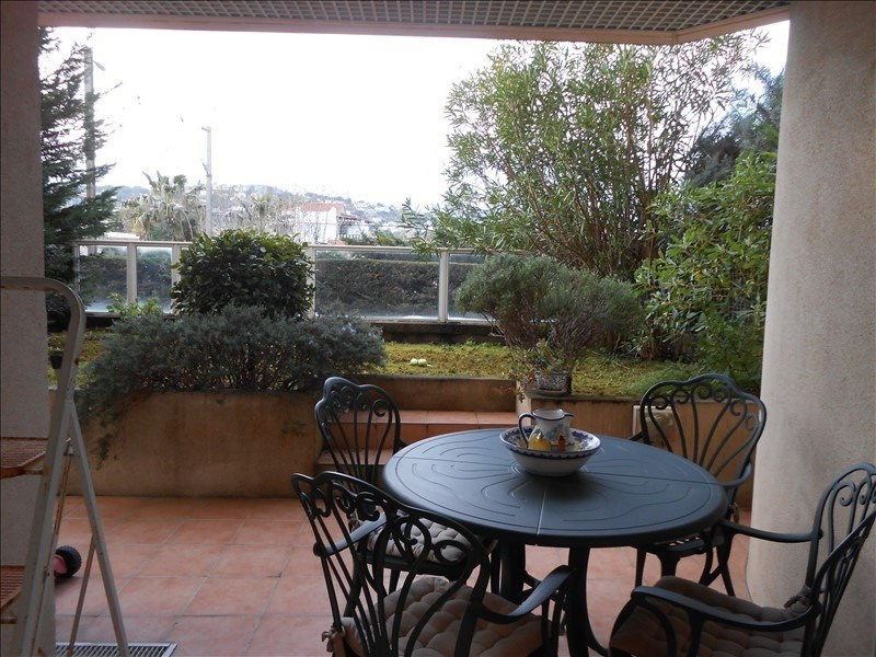 Vente de prestige appartement Le golfe juan 340 000€ - Photo 14
