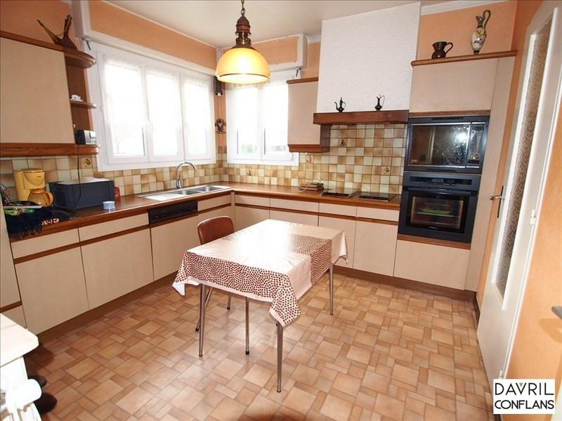 Vente maison / villa Conflans ste honorine 378000€ - Photo 2