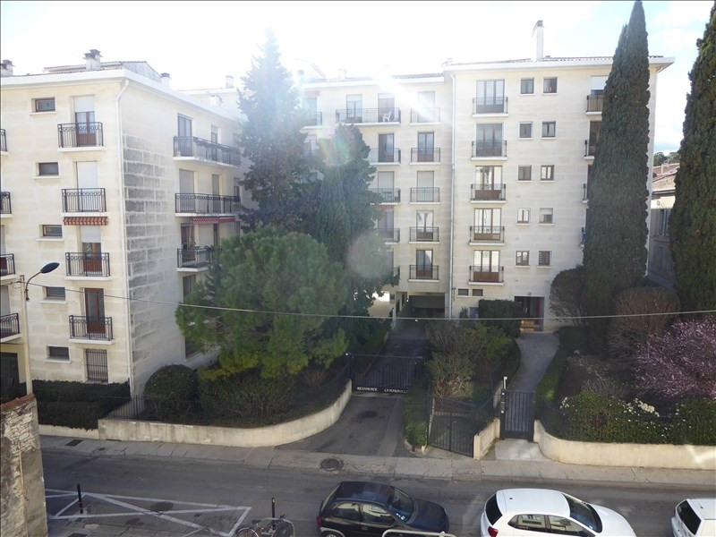 Vente appartement Nimes 133 500€ - Photo 1