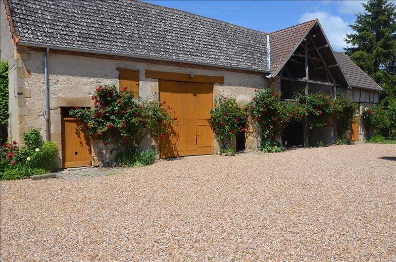 Vente maison / villa Lucenay les aix 313950€ - Photo 4