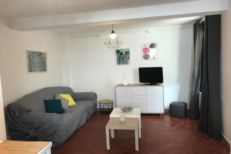 Location appartement Antibes 800€ CC - Photo 1