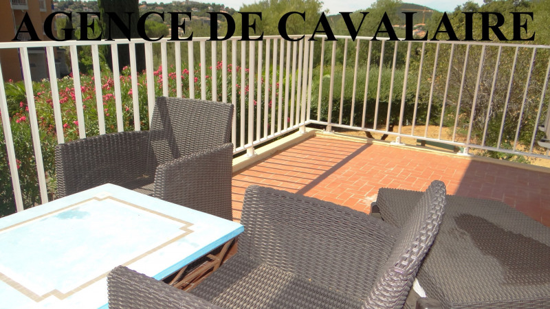 Sale apartment Cavalaire sur mer 189 000€ - Picture 1