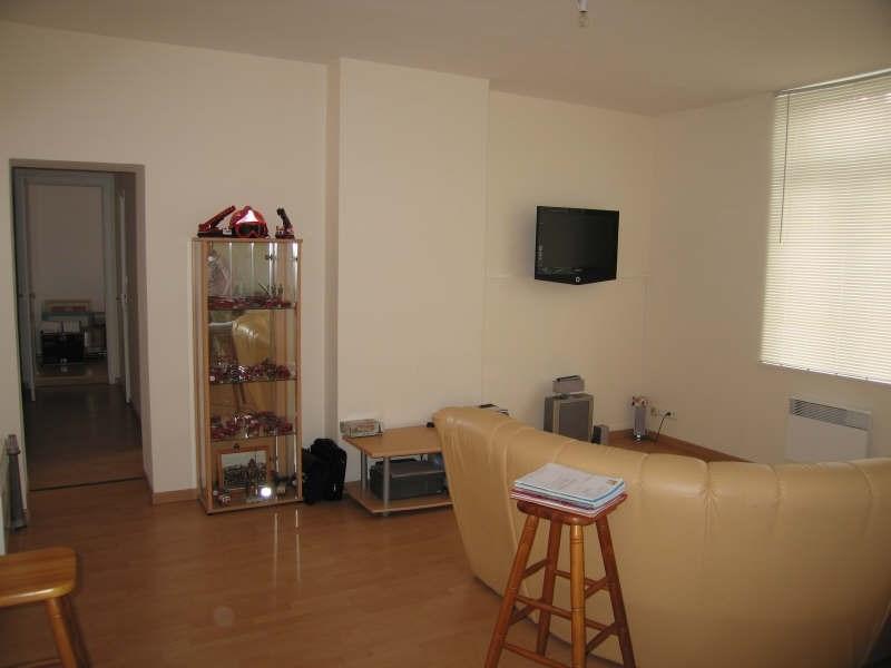 Rental apartment Achicourt 505€ CC - Picture 1